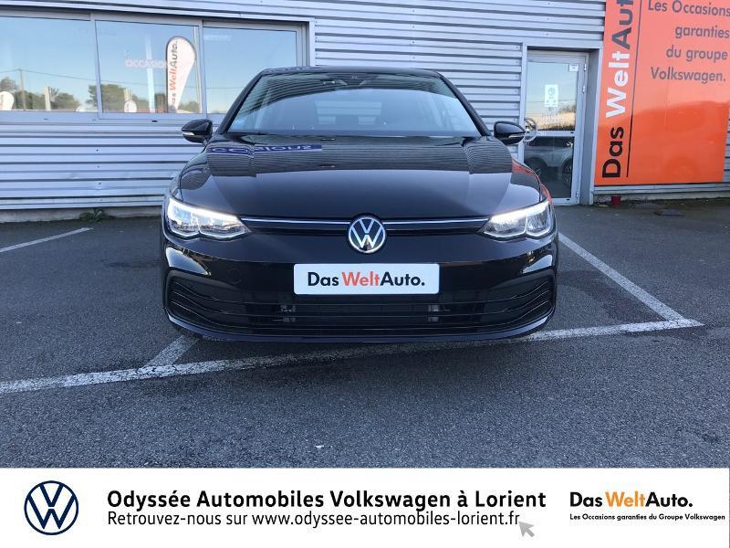 Photo 5 de l'offre de VOLKSWAGEN Golf 2.0 TDI SCR 115ch Life Business 1st 109g à 26490€ chez Odyssée Automobiles - Volkswagen Lorient
