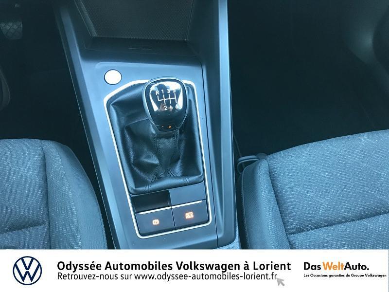 Photo 10 de l'offre de VOLKSWAGEN Golf 2.0 TDI SCR 115ch Life Business 1st 109g à 26490€ chez Odyssée Automobiles - Volkswagen Lorient