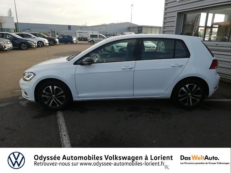 Photo 2 de l'offre de VOLKSWAGEN Golf 1.6 TDI 115ch FAP IQ.Drive Euro6d-T 5p à 20690€ chez Odyssée Automobiles - Volkswagen Lorient