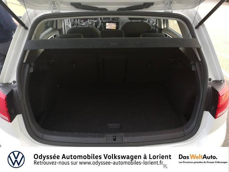 Photo 12 de l'offre de VOLKSWAGEN Golf 1.6 TDI 115ch FAP IQ.Drive Euro6d-T 5p à 20690€ chez Odyssée Automobiles - Volkswagen Lorient