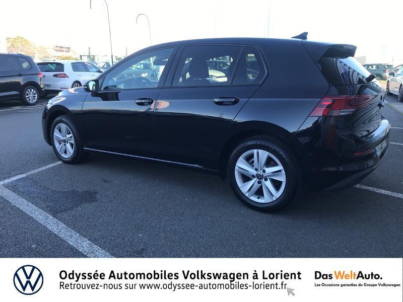Photo 3 de l'offre de VOLKSWAGEN Golf 2.0 TDI SCR 115ch Life Business 1st 109g à 26490€ chez Odyssée Automobiles - Volkswagen Lorient