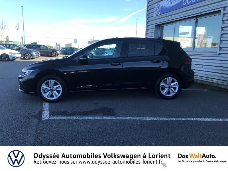 Photo 2 de l'offre de VOLKSWAGEN Golf 2.0 TDI SCR 115ch Life Business 1st 109g à 26490€ chez Odyssée Automobiles - Volkswagen Lorient