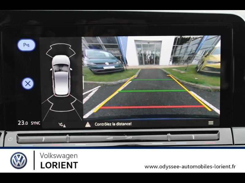 Photo 13 de l'offre de VOLKSWAGEN Golf 8 1.5 TSI Mild Hybrid 150 ch DSG7 Style à 32990€ chez Odyssée Automobiles - Volkswagen Lorient