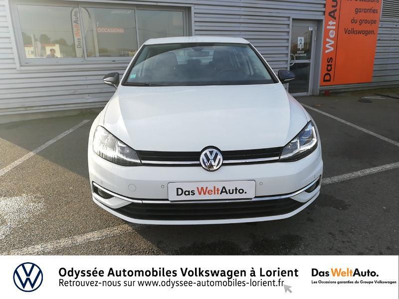 Photo 5 de l'offre de VOLKSWAGEN Golf 1.6 TDI 115ch FAP IQ.Drive Euro6d-T 5p à 20690€ chez Odyssée Automobiles - Volkswagen Lorient