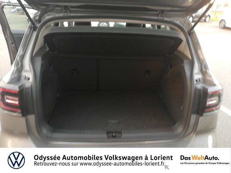 Photo 12 de l'offre de VOLKSWAGEN T-Cross 1.0 TSI 115ch Lounge à 19780€ chez Odyssée Automobiles - Volkswagen Lorient