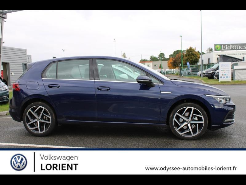 Photo 3 de l'offre de VOLKSWAGEN Golf 8 1.5 TSI Mild Hybrid 150 ch DSG7 Style à 32990€ chez Odyssée Automobiles - Volkswagen Lorient