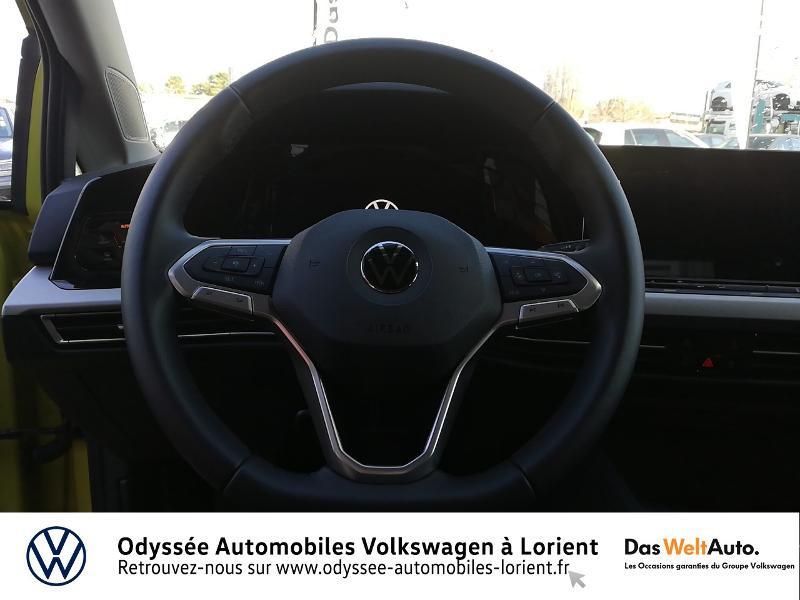 Photo 7 de l'offre de VOLKSWAGEN Golf 1.5 TSI ACT OPF 130ch Life 1st 121g à 23690€ chez Odyssée Automobiles - Volkswagen Lorient