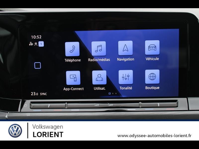 Photo 11 de l'offre de VOLKSWAGEN Golf 8 1.5 TSI Mild Hybrid 150 ch DSG7 Style à 32990€ chez Odyssée Automobiles - Volkswagen Lorient