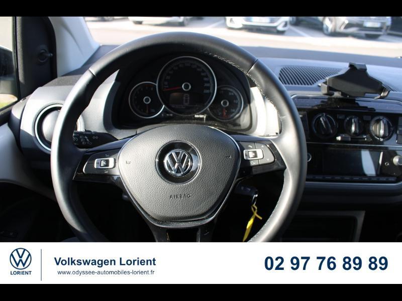 Photo 5 de l'offre de VOLKSWAGEN up! 1.0 60ch BlueMotion Technology IQ.Drive 5p Euro6d-T à 11990€ chez Odyssée Automobiles - Volkswagen Lorient