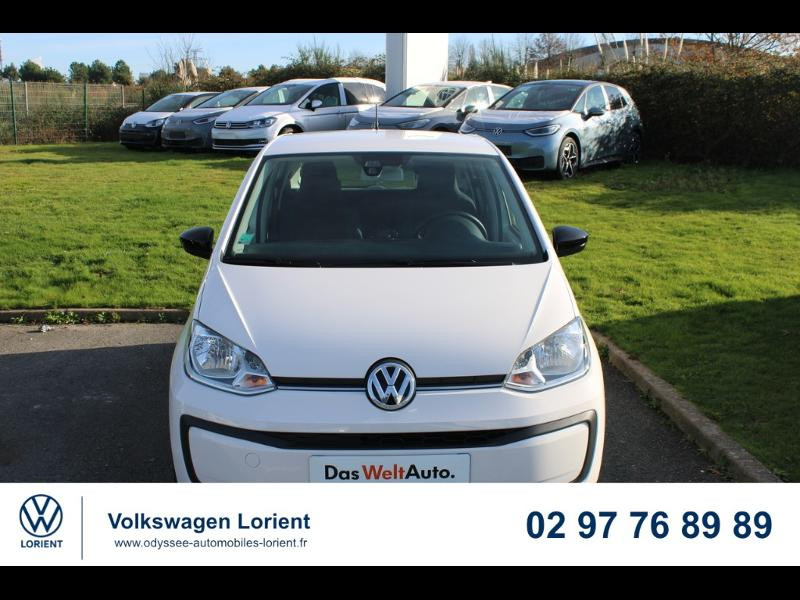 Photo 2 de l'offre de VOLKSWAGEN up! 1.0 60ch BlueMotion Technology IQ.Drive 5p Euro6d-T à 11990€ chez Odyssée Automobiles - Volkswagen Lorient