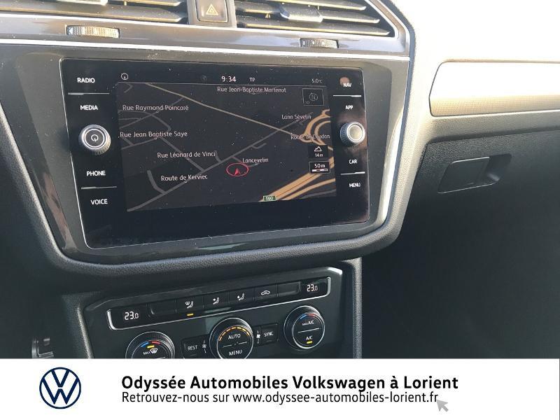 Photo 8 de l'offre de VOLKSWAGEN Tiguan 1.5 TSI EVO 150ch Connect Euro6d-T à 28970€ chez Odyssée Automobiles - Volkswagen Lorient