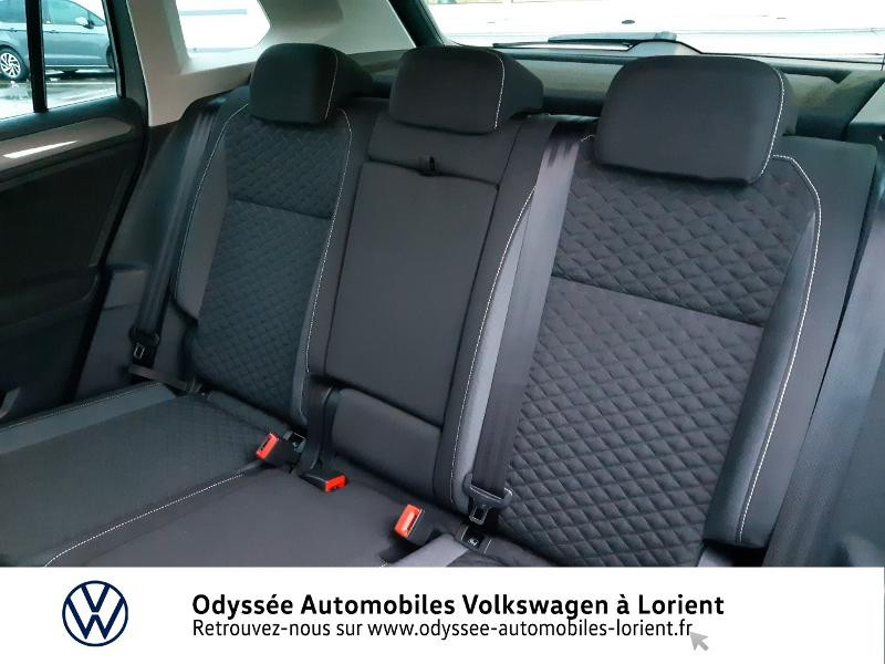 Photo 11 de l'offre de VOLKSWAGEN Tiguan 1.5 TSI EVO 150ch Connect Euro6d-T à 27970€ chez Odyssée Automobiles - Volkswagen Lorient