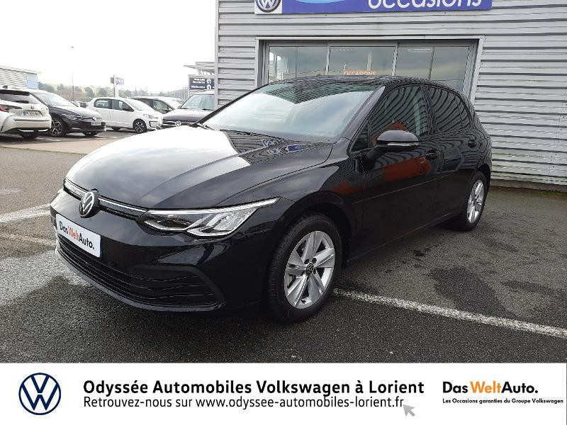 Photo 17 de l'offre de VOLKSWAGEN Golf 2.0 TDI SCR 115ch Life Business 1st 109g à 26480€ chez Odyssée Automobiles - Volkswagen Lorient