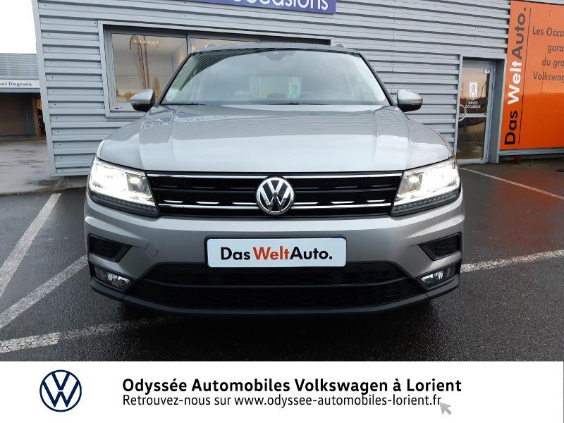 Photo 5 de l'offre de VOLKSWAGEN Tiguan 1.5 TSI EVO 150ch Connect Euro6d-T à 27970€ chez Odyssée Automobiles - Volkswagen Lorient