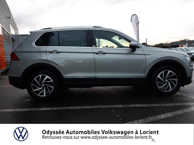Photo 4 de l'offre de VOLKSWAGEN Tiguan 1.5 TSI EVO 150ch Connect Euro6d-T à 27970€ chez Odyssée Automobiles - Volkswagen Lorient