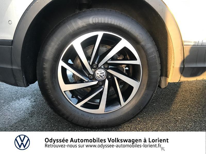 Photo 13 de l'offre de VOLKSWAGEN Tiguan 1.5 TSI EVO 150ch Connect Euro6d-T à 28970€ chez Odyssée Automobiles - Volkswagen Lorient