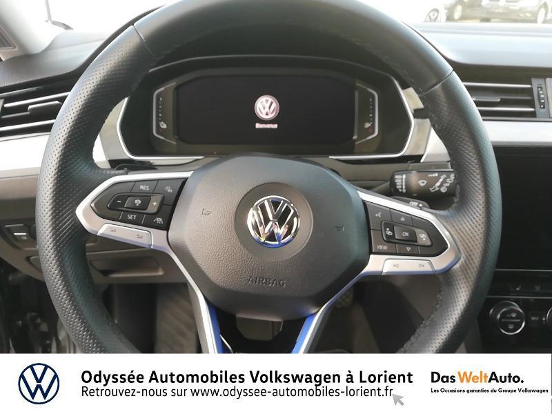 Photo 7 de l'offre de VOLKSWAGEN Passat SW 1.4 TSI 218ch Hybride Rechargeable GTE DSG6 à 36980€ chez Odyssée Automobiles - Volkswagen Lorient