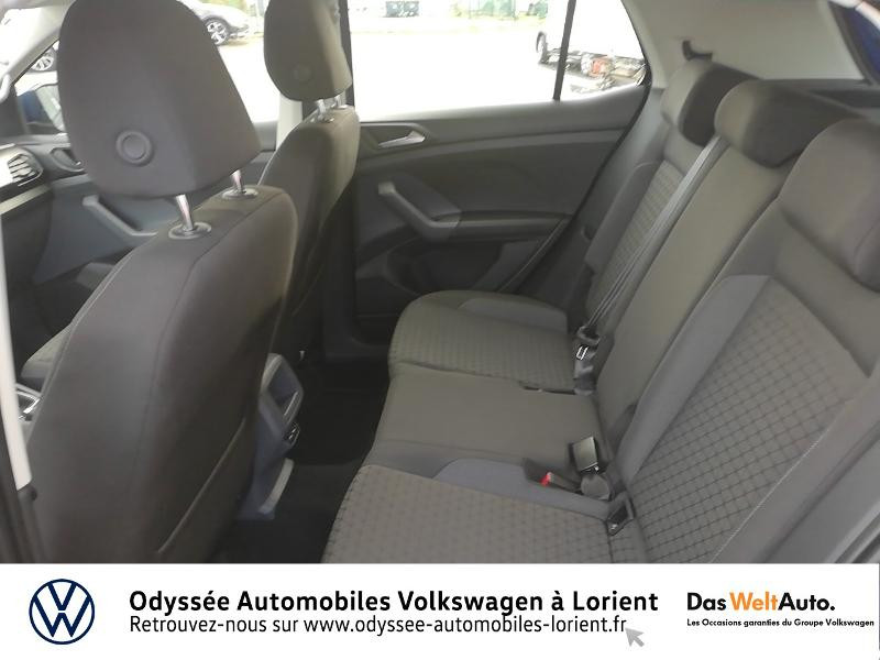 Photo 11 de l'offre de VOLKSWAGEN T-Cross 1.0 TSI 115ch Lounge DSG7 à 21480€ chez Odyssée Automobiles - Volkswagen Lorient