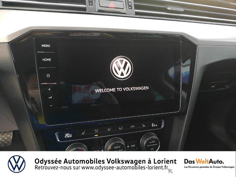 Photo 8 de l'offre de VOLKSWAGEN Passat SW 1.4 TSI 218ch Hybride Rechargeable GTE DSG6 à 36980€ chez Odyssée Automobiles - Volkswagen Lorient