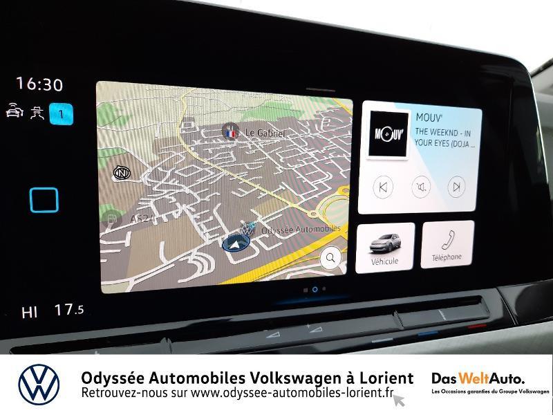 Photo 8 de l'offre de VOLKSWAGEN Golf 2.0 TDI SCR 115ch Life Business 1st 109g à 26480€ chez Odyssée Automobiles - Volkswagen Lorient