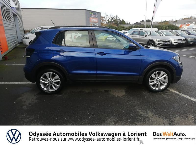 Photo 4 de l'offre de VOLKSWAGEN T-Cross 1.0 TSI 115ch Lounge DSG7 à 21480€ chez Odyssée Automobiles - Volkswagen Lorient
