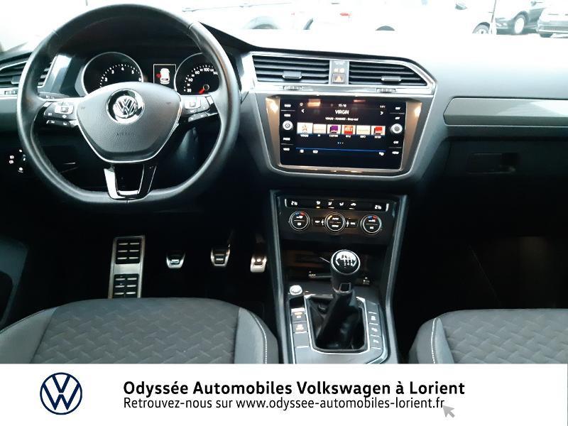 Photo 6 de l'offre de VOLKSWAGEN Tiguan 1.5 TSI EVO 150ch Connect Euro6d-T à 27970€ chez Odyssée Automobiles - Volkswagen Lorient