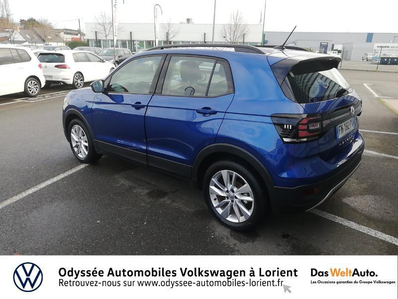Photo 3 de l'offre de VOLKSWAGEN T-Cross 1.0 TSI 115ch Lounge DSG7 à 21480€ chez Odyssée Automobiles - Volkswagen Lorient