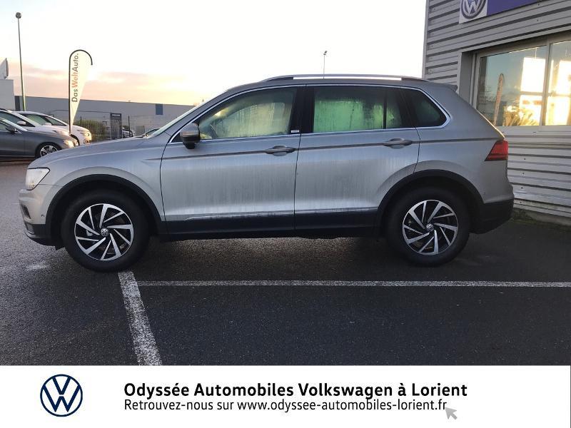 Photo 2 de l'offre de VOLKSWAGEN Tiguan 1.5 TSI EVO 150ch Connect Euro6d-T à 28970€ chez Odyssée Automobiles - Volkswagen Lorient