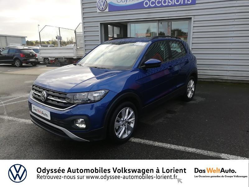 Photo 17 de l'offre de VOLKSWAGEN T-Cross 1.0 TSI 115ch Lounge DSG7 à 21480€ chez Odyssée Automobiles - Volkswagen Lorient