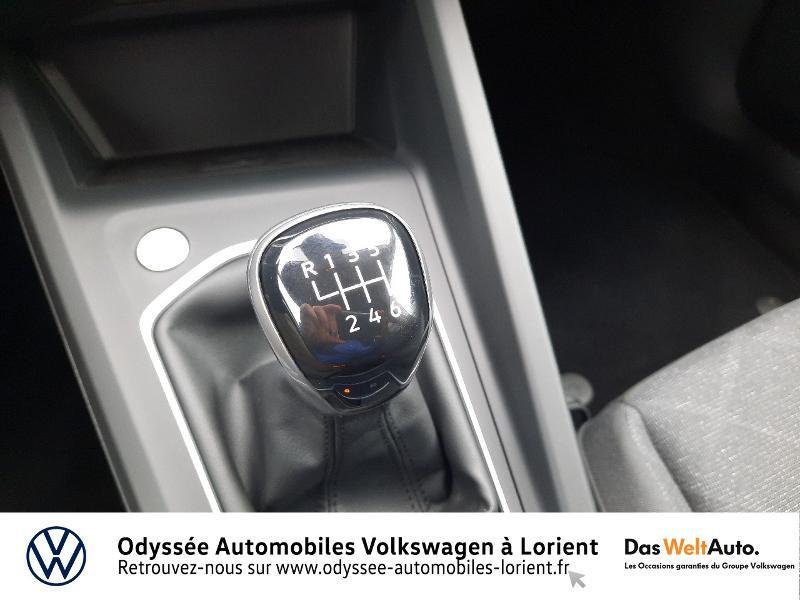 Photo 10 de l'offre de VOLKSWAGEN Golf 2.0 TDI SCR 115ch Life Business 1st 109g à 26480€ chez Odyssée Automobiles - Volkswagen Lorient
