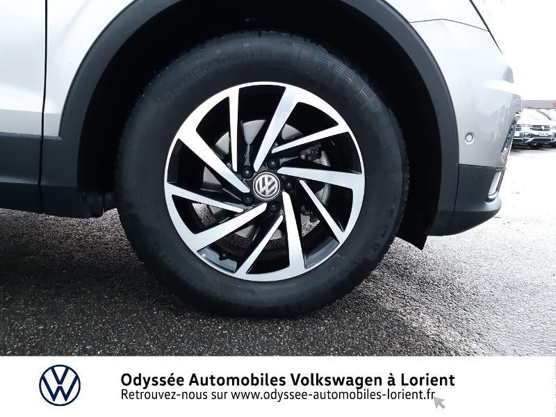 Photo 15 de l'offre de VOLKSWAGEN Tiguan 1.5 TSI EVO 150ch Connect Euro6d-T à 27970€ chez Odyssée Automobiles - Volkswagen Lorient