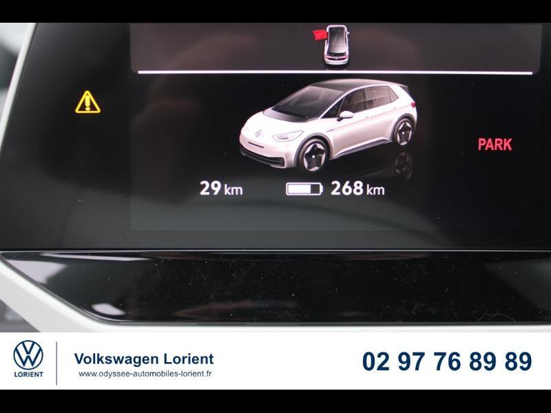 Photo 7 de l'offre de VOLKSWAGEN ID.3 204ch 1st Plus à 37990€ chez Odyssée Automobiles - Volkswagen Lorient