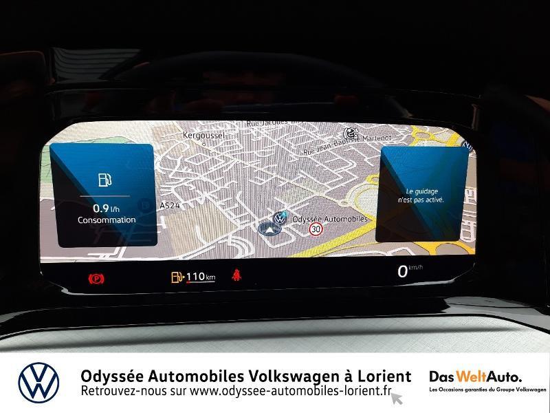 Photo 9 de l'offre de VOLKSWAGEN Golf 2.0 TDI SCR 115ch Life Business 1st 109g à 26480€ chez Odyssée Automobiles - Volkswagen Lorient