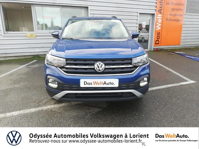 Photo 5 de l'offre de VOLKSWAGEN T-Cross 1.0 TSI 115ch Lounge DSG7 à 21480€ chez Odyssée Automobiles - Volkswagen Lorient