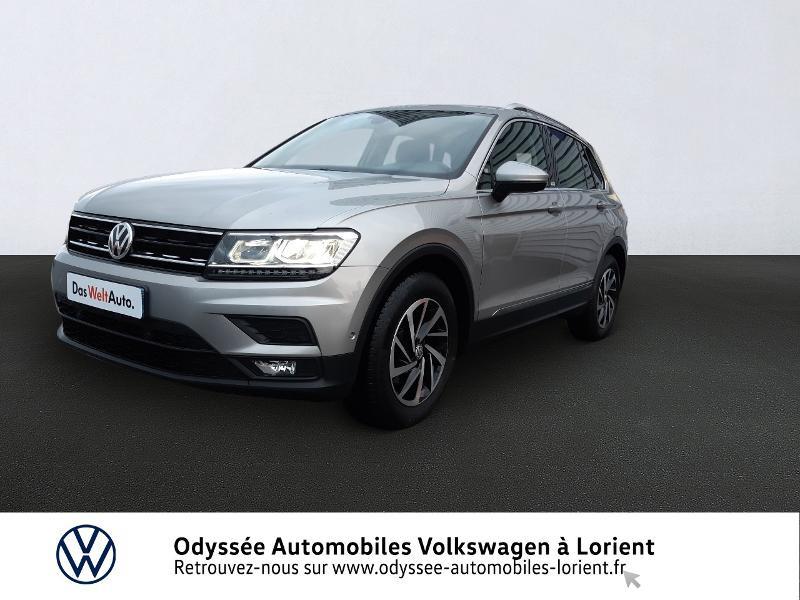 Photo 1 de l'offre de VOLKSWAGEN Tiguan 1.5 TSI EVO 150ch Connect Euro6d-T à 27970€ chez Odyssée Automobiles - Volkswagen Lorient