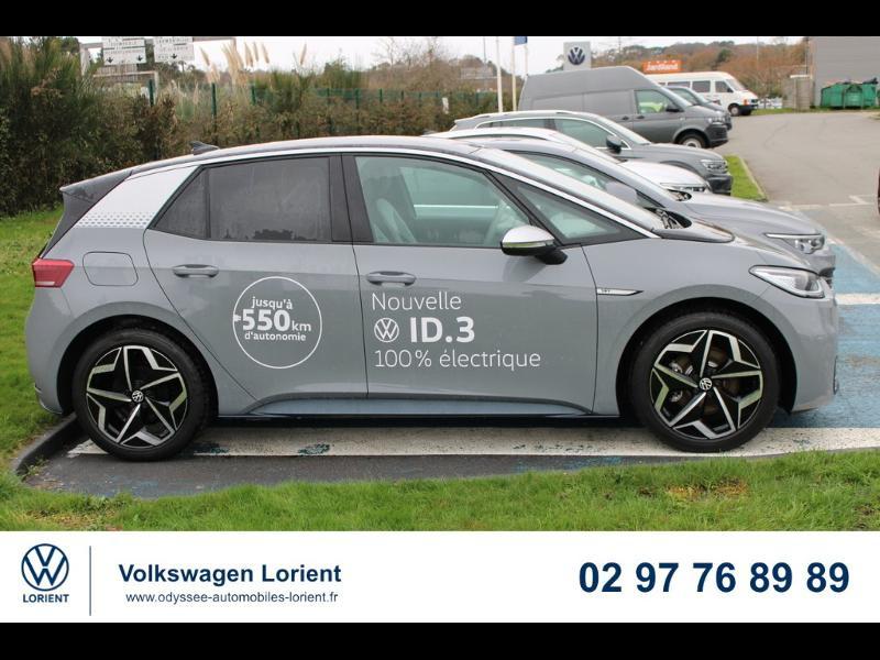 Photo 3 de l'offre de VOLKSWAGEN ID.3 204ch 1st Plus à 37990€ chez Odyssée Automobiles - Volkswagen Lorient