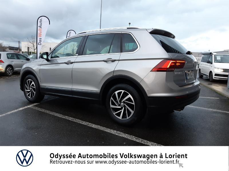 Photo 3 de l'offre de VOLKSWAGEN Tiguan 1.5 TSI EVO 150ch Connect Euro6d-T à 27970€ chez Odyssée Automobiles - Volkswagen Lorient