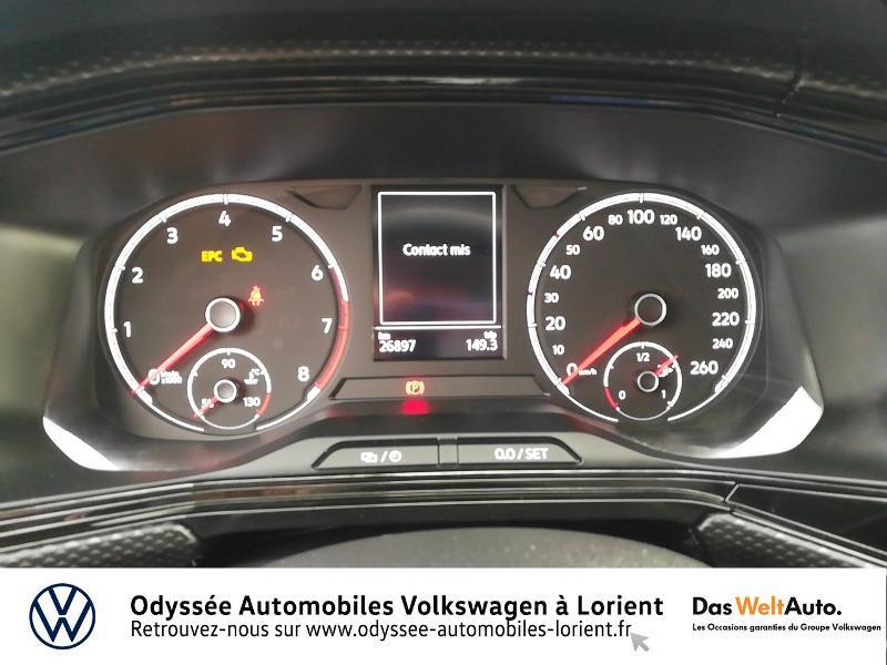 Photo 9 de l'offre de VOLKSWAGEN T-Cross 1.0 TSI 115ch Lounge à 18980€ chez Odyssée Automobiles - Volkswagen Lorient