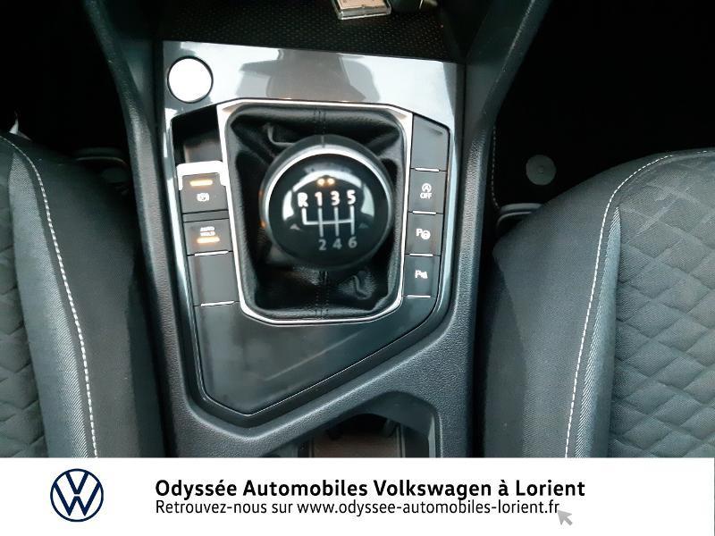 Photo 10 de l'offre de VOLKSWAGEN Tiguan 1.5 TSI EVO 150ch Connect Euro6d-T à 27970€ chez Odyssée Automobiles - Volkswagen Lorient