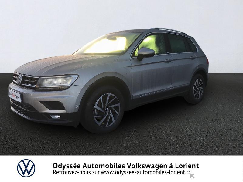 Photo 1 de l'offre de VOLKSWAGEN Tiguan 1.5 TSI EVO 150ch Connect Euro6d-T à 28970€ chez Odyssée Automobiles - Volkswagen Lorient