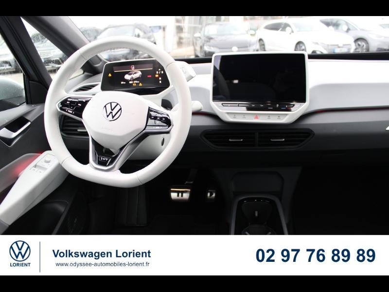 Photo 5 de l'offre de VOLKSWAGEN ID.3 204ch 1st Plus à 37990€ chez Odyssée Automobiles - Volkswagen Lorient