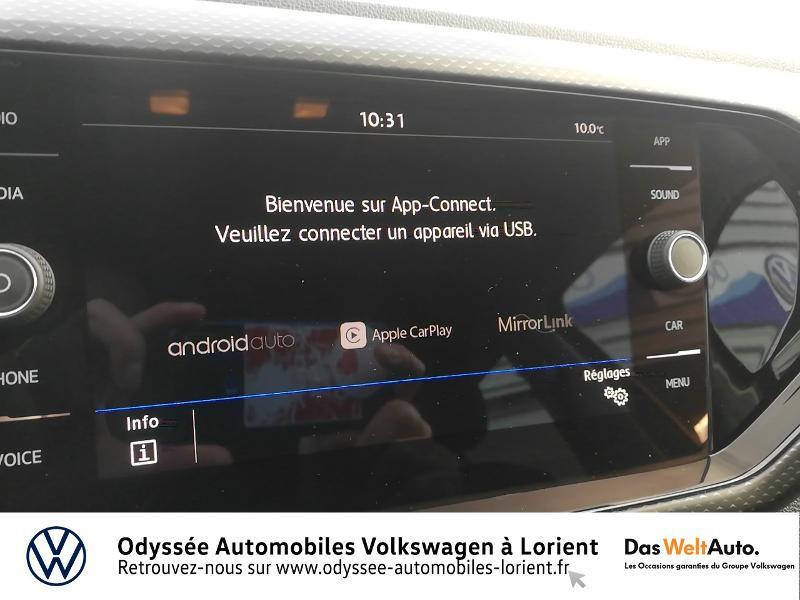 Photo 8 de l'offre de VOLKSWAGEN T-Cross 1.0 TSI 115ch Lounge DSG7 à 21480€ chez Odyssée Automobiles - Volkswagen Lorient