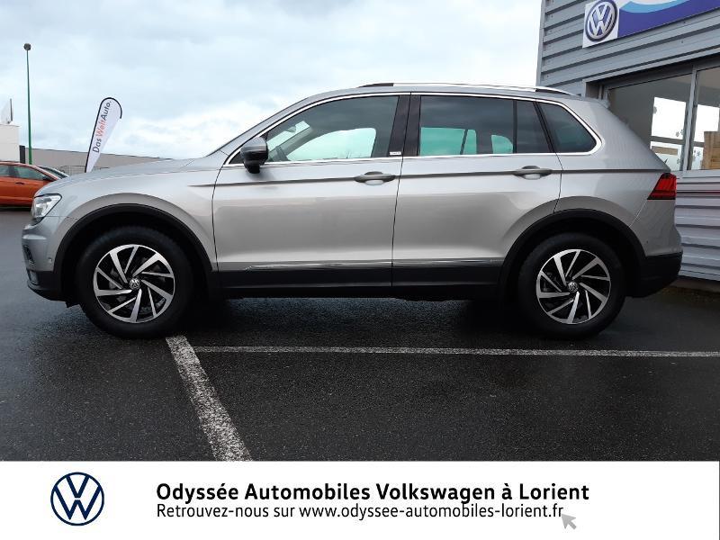 Photo 2 de l'offre de VOLKSWAGEN Tiguan 1.5 TSI EVO 150ch Connect Euro6d-T à 27970€ chez Odyssée Automobiles - Volkswagen Lorient