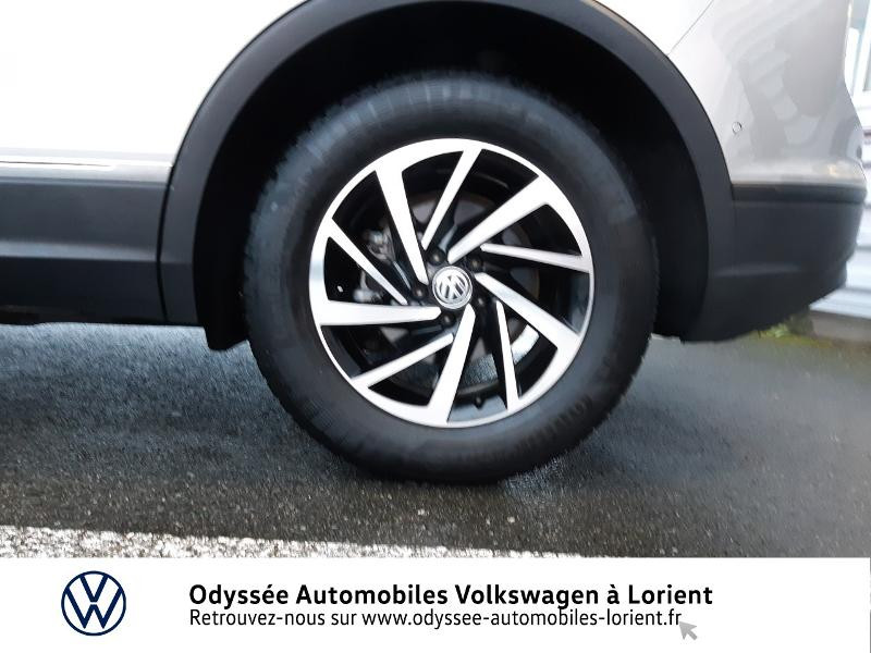 Photo 13 de l'offre de VOLKSWAGEN Tiguan 1.5 TSI EVO 150ch Connect Euro6d-T à 27970€ chez Odyssée Automobiles - Volkswagen Lorient