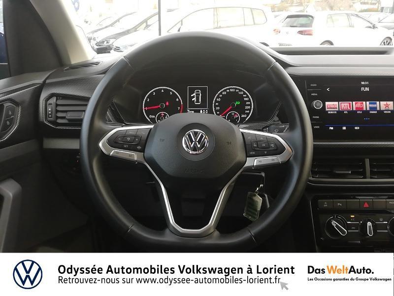 Photo 7 de l'offre de VOLKSWAGEN T-Cross 1.0 TSI 115ch Lounge DSG7 à 21480€ chez Odyssée Automobiles - Volkswagen Lorient
