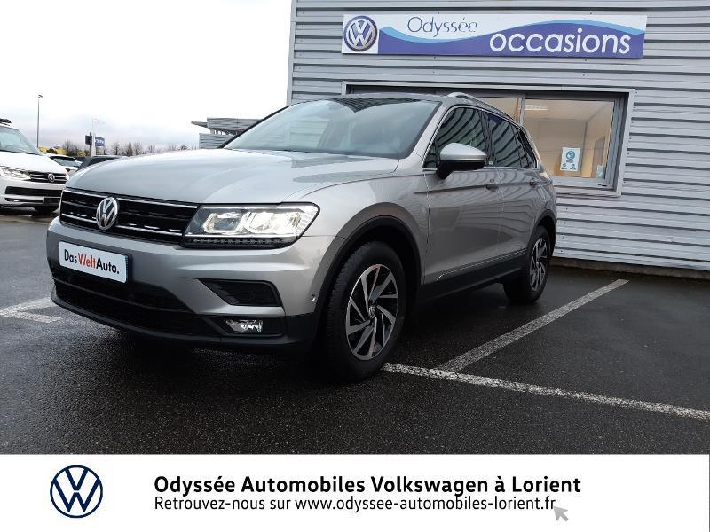 Photo 17 de l'offre de VOLKSWAGEN Tiguan 1.5 TSI EVO 150ch Connect Euro6d-T à 27970€ chez Odyssée Automobiles - Volkswagen Lorient