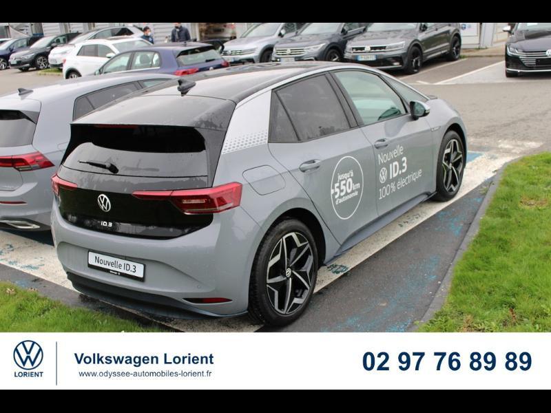 Photo 4 de l'offre de VOLKSWAGEN ID.3 204ch 1st Plus à 37990€ chez Odyssée Automobiles - Volkswagen Lorient