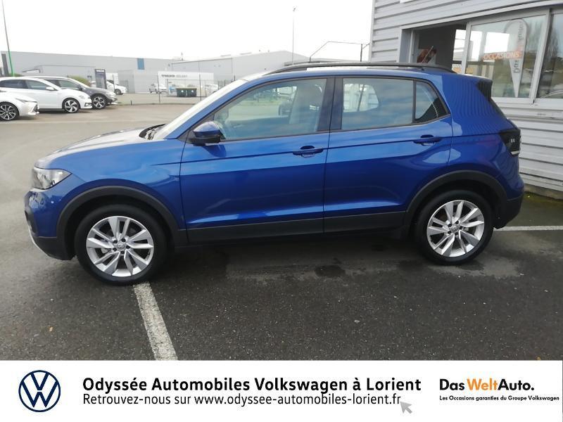Photo 2 de l'offre de VOLKSWAGEN T-Cross 1.0 TSI 115ch Lounge DSG7 à 21480€ chez Odyssée Automobiles - Volkswagen Lorient