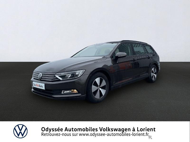 Volkswagen Passat SW 1.6 TDI 120ch BlueMotion Technology Confortline Business Diesel CHENE NOIR METAL Occasion à vendre