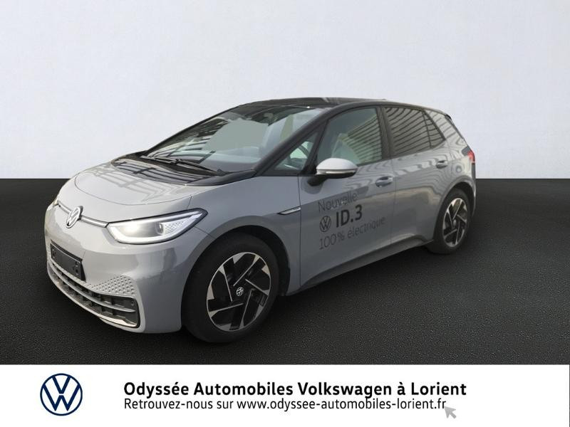 Volkswagen ID.4 204ch Pro Performance Business Electrique Gris Foncé Occasion à vendre
